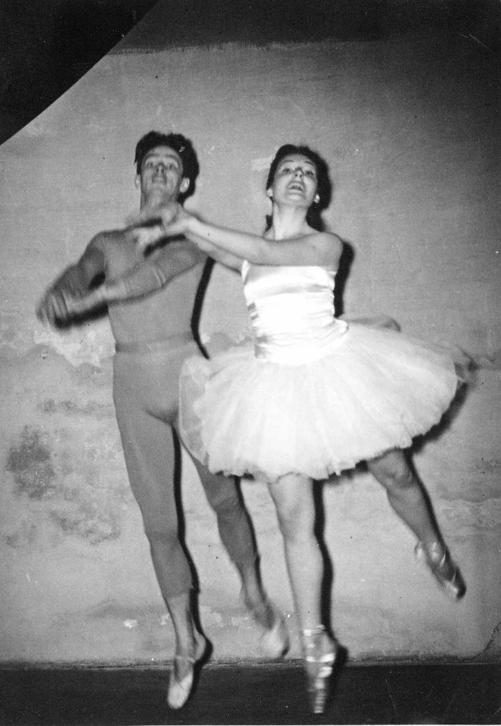 Les Harris-Ballet
