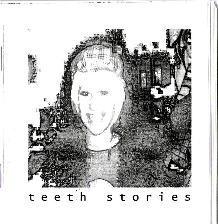 teeth stories zine cover 2